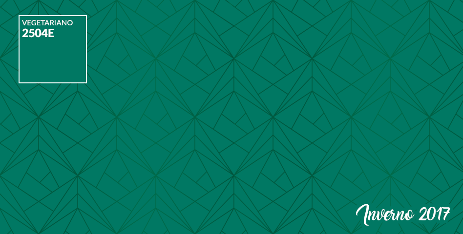 Verde é chic: inverno com os tons da natureza