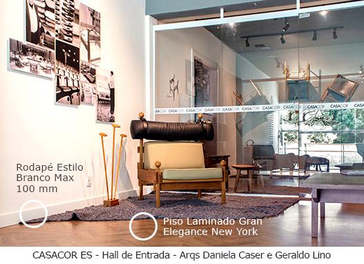 CASACOR ES - Hall de Entrada - Arqs Daniela Caser e Geraldo Lino